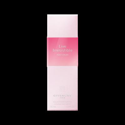 LIVE IRRÉSISTIBLE ROSY CRUSH - Eau de Parfum Florale GIVENCHY - 50 ML - P041411
