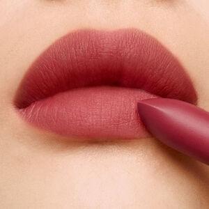 View 6 - LE ROUGE SHEER VELVET MATTE LIPSTICK REFILL - Blurring matte vibrant color GIVENCHY - Rouge Infusé - P083955
