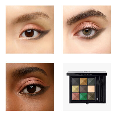 LE 9 DE GIVENCHY - THE COUTURE EYE PALETTE WITH 9 COLORS GIVENCHY - LE 9.02 - P080934