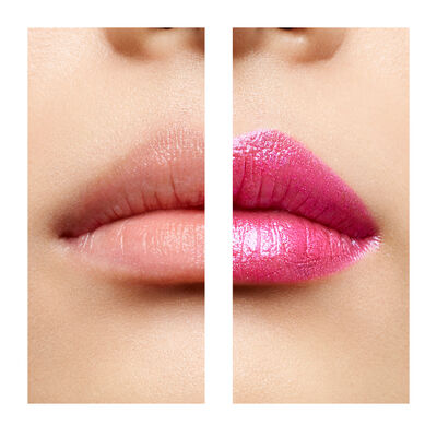 LE ROUGE GARDENS EDITION - Metallic Glow, Glittery Finish GIVENCHY - Sparkling Peony - P183114