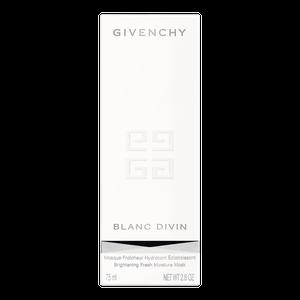 View 4 - ブラン ディヴァン フレッシュ マスク - 柔らかくなめらかに整ったクリア グロウ肌へ導くマスク。 GIVENCHY - 75 ML - P052063