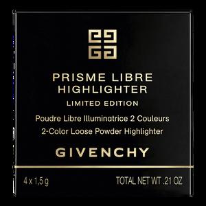 View 8 - PRISME LIBRE HIGHLIGHTER - HOLIDAY COLLECTION - 2-color loose powder highlighter GIVENCHY - Organza Or - P090825