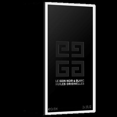 LE SOIN NOIR & BLANC - Дуэт масел GIVENCHY - 30 ML - P056031