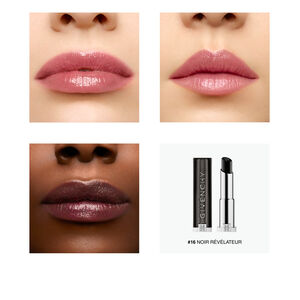 View 6 - L'INTERDIT LIPSTICK - THE DARING NEW LIPSTICK FROM GIVENCHY GIVENCHY - Noir révélateur - P083874