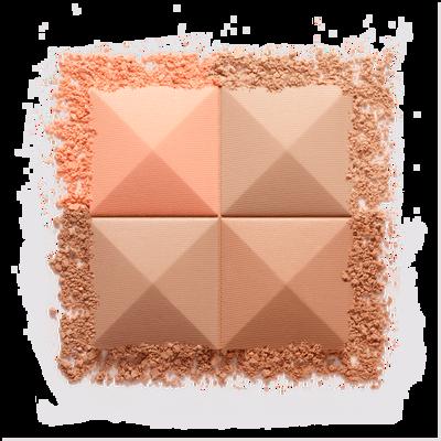 PRISME VISAGE - Sedoso cuarteto de polvos para el rostro: unifica, resalta y define el contorno de manera natural GIVENCHY  - Soie Abricot - P090135