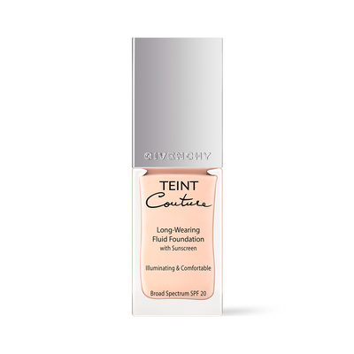 TEINT COUTURE FLUID - Long-Wearing Fluid Foundation SPF 20 - PA++ GIVENCHY  - P080893