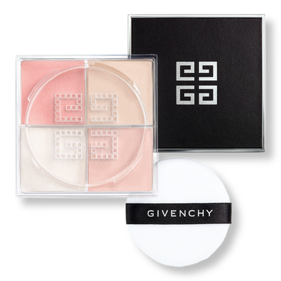 PRISME LIBRE - Mat-Finish & Enhanced Radiance Loose Powder, 4 in 1 Harmony GIVENCHY  - Voile Rose - P090365