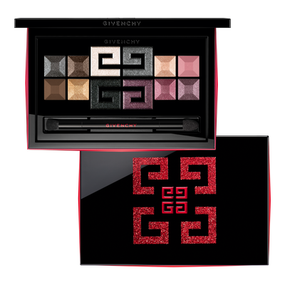 Red Edition Palette - HOLIDAYS EYESHADOW PALETTE 2019 GIVENCHY - RED EDITION PALETTE - P187021