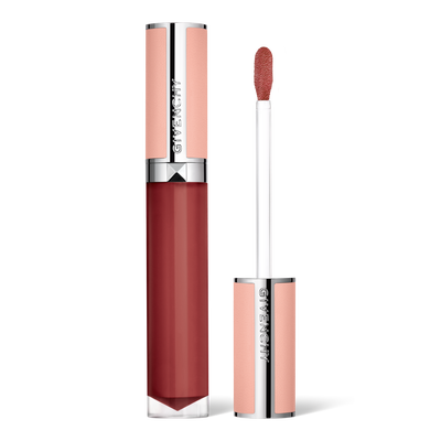 LE ROSE PERFECTO LIQUID LIP BALM GIVENCHY - Woody Red - P083536