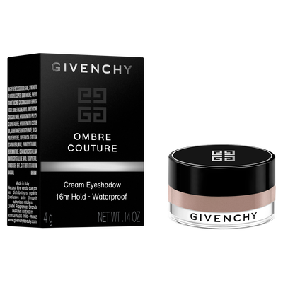 OMBRE COUTURE - Cream Eyeshadow 16h Hold, Waterproof GIVENCHY  - Taupe Velours - P082245