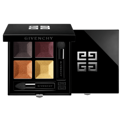 PRISME QUATUOR - Intense & Radiant Eyeshadow, 4 Colors GIVENCHY - Braise - P082478