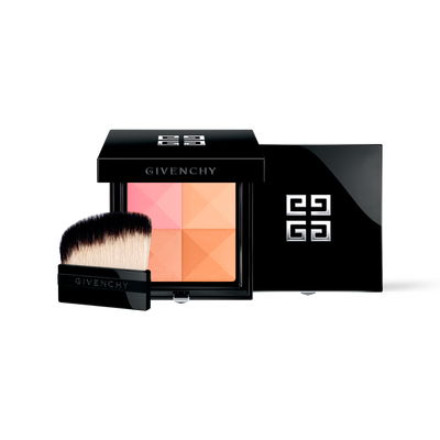 PRISME VISAGE - Silky Face Powder Quartet - Unifies, Highlights, Contours Naturally GIVENCHY - Dentelle Beige - P090134
