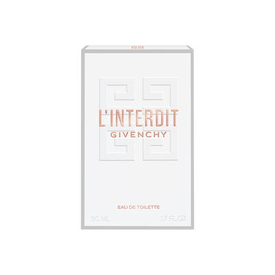 L'INTERDIT - The New Eau de Toilette GIVENCHY - 50 ML - P069061
