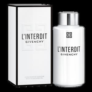 View 4 - ランテルディ シャワーオイル - 禁断の香り、ランテルディのシャワーオイル GIVENCHY - 200 ML - P069003