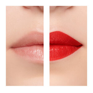 View 5 - Le Rouge - Luminous Matte High Coverage GIVENCHY - Carmin Escarpin - P083722