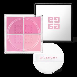 Vue 1 - PRISME LIBRE BLUSH - Le premier blush poudre libre 4 couleurs GIVENCHY - Mousseline Lilas - P090751
