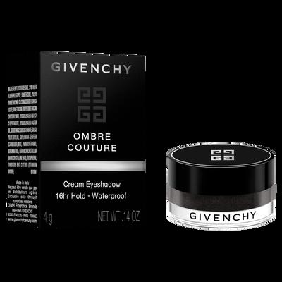 Ombre Couture - Ombre à Paupières Crème Tenue 16h - Waterproof GIVENCHY  - Noir Sequin - P082253