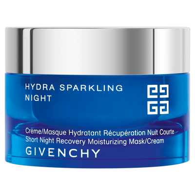 HYDRA SPARKLING NIGHT - Short Night Recovery Moisturizing Mask/Cream GIVENCHY - 50 ML - P050418