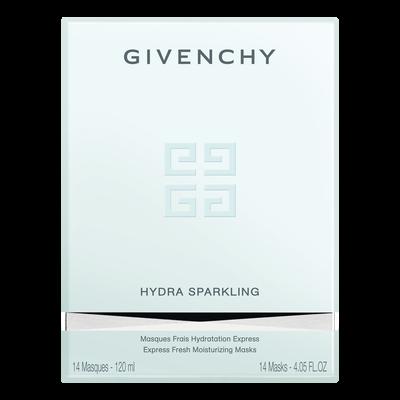 HYDRA SPARKLING - Express Fresh Moisturizing Masks GIVENCHY  - P153356