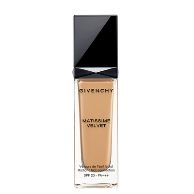 MATISSIME VELVET FLUID - Radiant Mat Fluid Foundation SPF 20 - PA+++ GIVENCHY  - Mat Gold - P081936