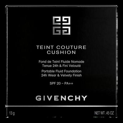 タン・クチュール・クッション - テンション・テクノロジーで、ピンとしたハリ感のあるテンション肌へ。 GIVENCHY - P090481