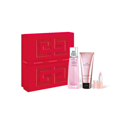 LIVE IRRÉSISTIBLE BLOSSOM CRUSH - Eau de Toilette Christmas Gift Set GIVENCHY - 50 ML - F70000004