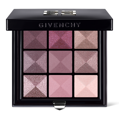 LE PRISMISSIME - 9 COLORS EYE PALETTE -  MULTI-FINISH EYESHADOWS GIVENCHY - Essence of Browns - P091064
