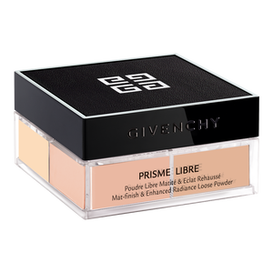View 4 - Prisme Libre - Mat-Finish & Enhanced Radiance Loose Powder, 4 in 1 Harmony GIVENCHY - Taffetas Beige - P090362