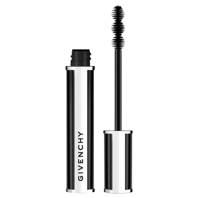 NOIR COUTURE - 4 in 1 MascaraVolume, Length, Curl & Care GIVENCHY - Black Satin - P082631