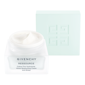 View 4 - RESSOURCE - VELVET MOISTURIZING CREAM ANTI-STRESS GIVENCHY - 50 ML - P058036