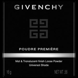 View 7 - POUDRE PREMIÈRE - Матовая прозрачная рассыпчатая пудра. Универсальный оттенок GIVENCHY - универсальный телесный - P080279