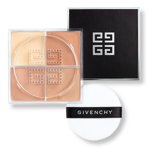 View 1 - Prisme Libre - Mat-Finish & Enhanced Radiance Loose Powder, 4 in 1 Harmony GIVENCHY - Taffetas Beige - P090362