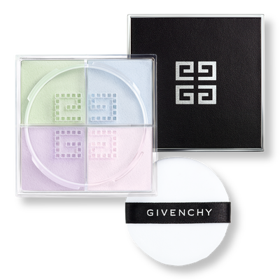 PRISME LIBRE - Mat-Finish & Enhanced Radiance Loose Powder, 4 in 1 Harmony GIVENCHY - Mousseline Pastel - P090361
