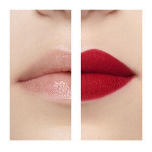 Vue 5 - Le Rouge Deep Velvet - Matité Poudrée Haute Pigmentation GIVENCHY - L'interdit - P083397