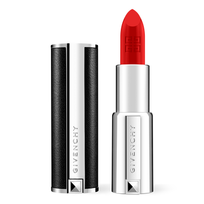 LE ROUGE MAT - VELVET MATTE LIP COLOR, LONGWEAR & COMFORT GIVENCHY  - Rouge Stiletto - P183154