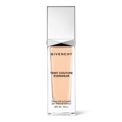 TEINT COUTURE EVERWEAR - 24H WEAR lifeproof foundation GIVENCHY - P080119