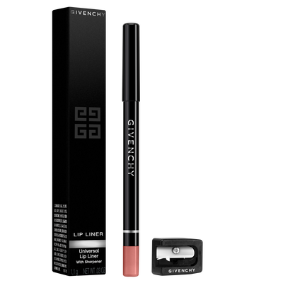 Lip Liner - Crayon Lèvres avec taille crayon GIVENCHY  - Brun Créateur - P083902