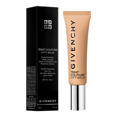 TEINT COUTURE CITY BALM - RADIANT PERFECTING SKIN TINT 24H WEAR MOISTURIZER GIVENCHY - P090574