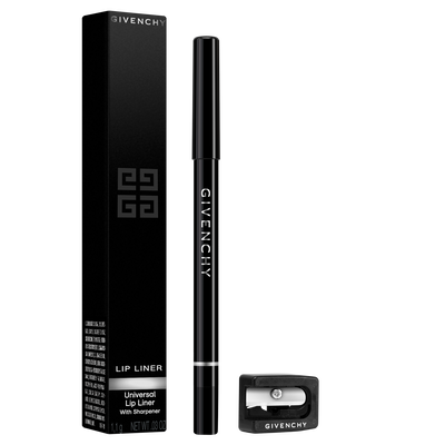 LIP LINER - with sharpener GIVENCHY - Universel Noir Révélateur - P086251