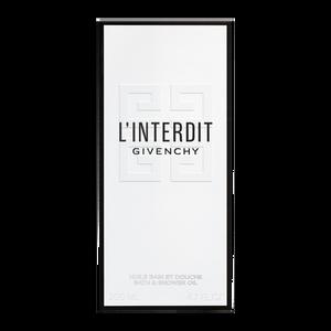 View 5 - ランテルディ シャワーオイル - 禁断の香り、ランテルディのシャワーオイル GIVENCHY - 200 ML - P069003