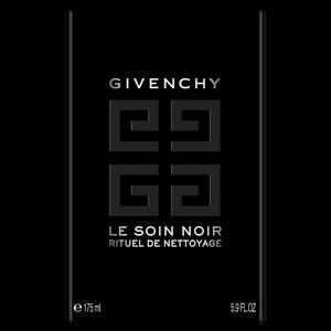 Vue 4 - Le Soin Noir - Rituel de nettoyage - Nettoyant + Éponge Konjac GIVENCHY - 175 ML - P053305