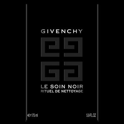 Le Soin Noir - Rituel de nettoyage - Nettoyant + Éponge Konjac GIVENCHY - 175 ML - P053301