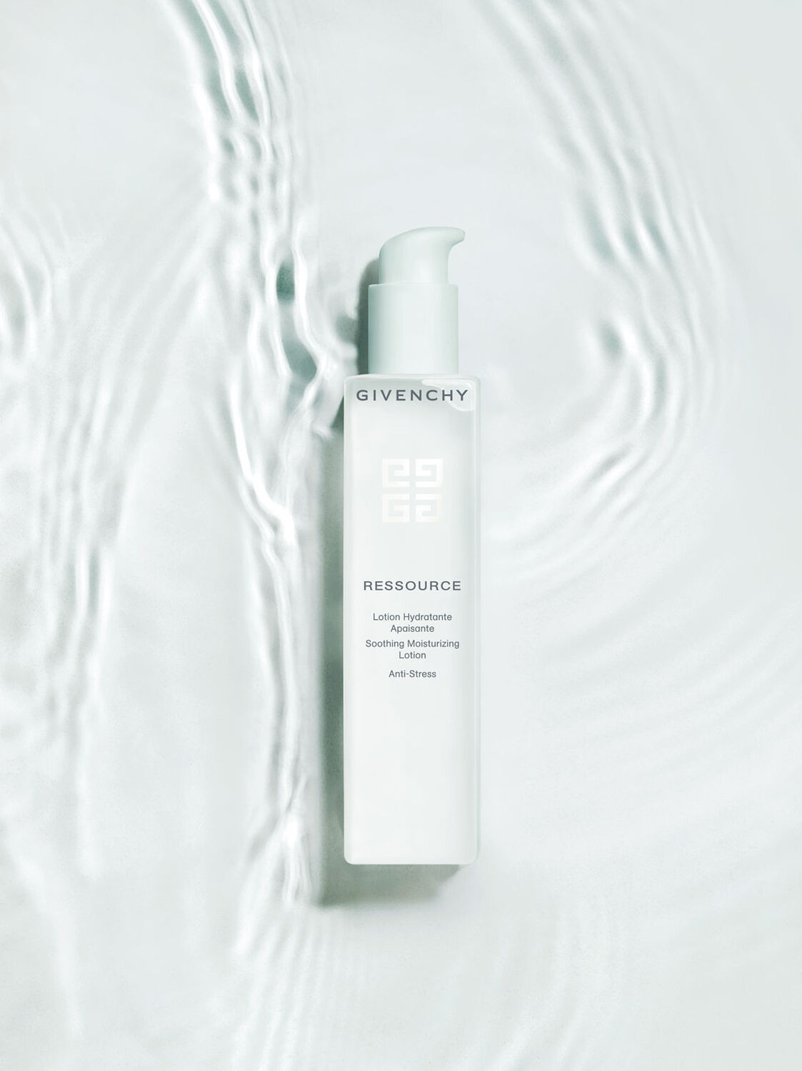 Ressource Soothing Moisturizing Treatment Lotion