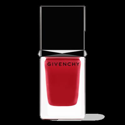 LE VERNIS - Модный цвет, интенсивный блеск GIVENCHY - карминовые лодочки - P081079