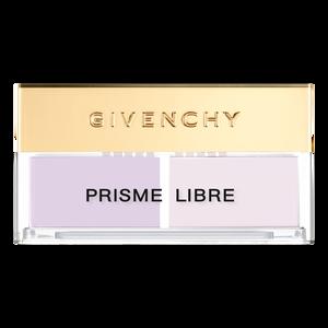Vue 2 - PRISME LIBRE - Poudre libre matité & éclat rehaussé, harmonie 4 en 1 GIVENCHY - Mousseline Pastel - P190089