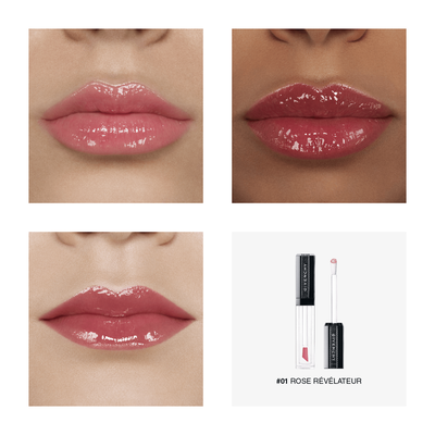 GLOSS INTERDIT VINYL - Gloss brillo extremo GIVENCHY - Rose Révélateur - P084701