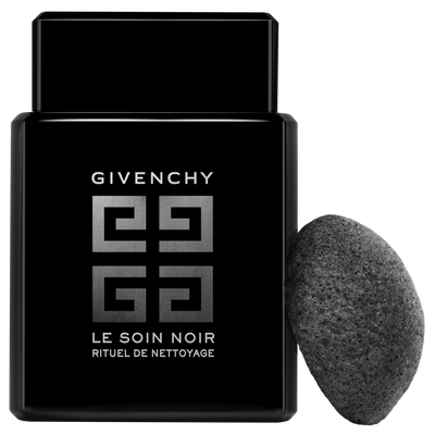 Le Soin Noir - Rituel de nettoyage - Nettoyant + Éponge Konjac GIVENCHY  - P053301