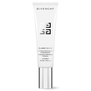 View 1 - BLANC DIVIN - Brightening and Beautifying Protection UV shield SPF 50+ / PA++++ GIVENCHY - 30 ML - P059061