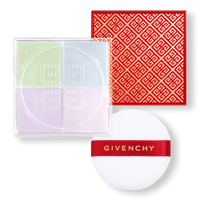 Prisme Libre - Mat-Finish & Enhanced Radiance Loose Powder, 4 in 1 Harmony GIVENCHY - Mousseline Pastel - P190022