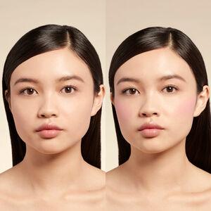 Vue 4 - PRISME LIBRE BLUSH - Le premier blush poudre libre 4 couleurs GIVENCHY - Mousseline Lilas - P090751